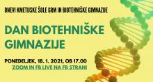 Dan biotehniške gimnazije